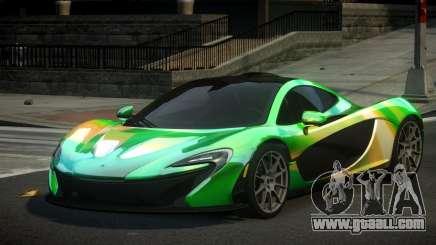McLaren P1 Qz S1 for GTA 4