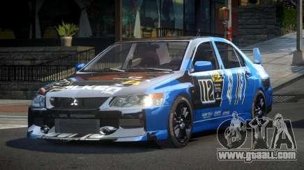 Mitsubishi LE IX S4 for GTA 4