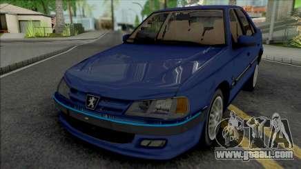 Peugeot Pars ELX [ADB IVF] for GTA San Andreas