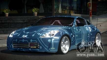 Nissan 350Z G-Tuned PJ7 for GTA 4