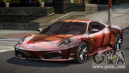 Ferrari F430 GT S10 for GTA 4