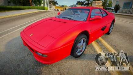 Ferrari F355 Berlinetta (good model) for GTA San Andreas