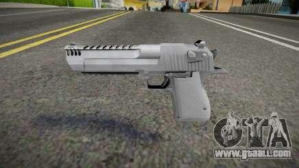 Remastered Desert Eagle for GTA San Andreas