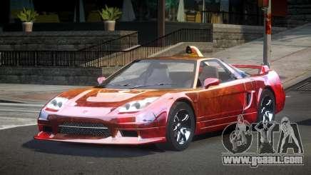 Honda NSX-R Qz S3 for GTA 4