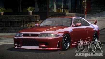 Nissan Skyline R33 GS for GTA 4