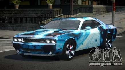 Dodge Challenger SRT US S7 for GTA 4