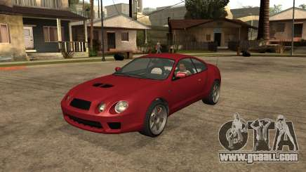 GTA V Karin Calico GTF for GTA San Andreas