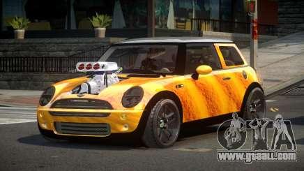 Mini Cooper Custom S9 for GTA 4