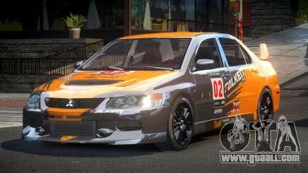 Mitsubishi LE IX S5 for GTA 4