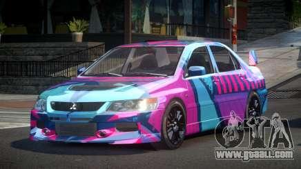 Mitsubishi LE IX S9 for GTA 4
