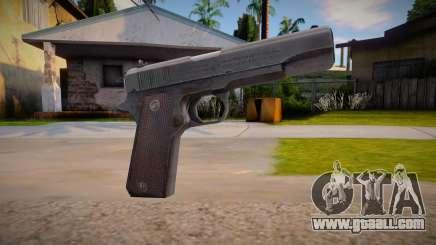 Colt M1911 (good model) for GTA San Andreas