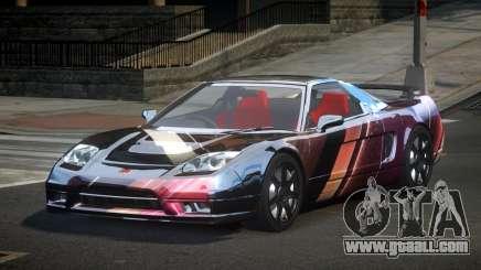 Honda NSX GS S8 for GTA 4