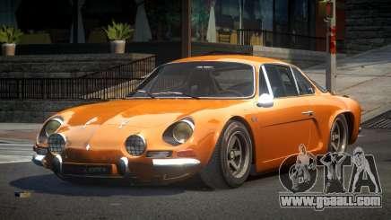 Renault Alpine A110 U-Style for GTA 4