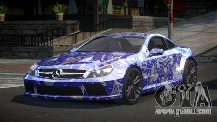 Mercedes-Benz SL65 U-Style PJ9 for GTA 4