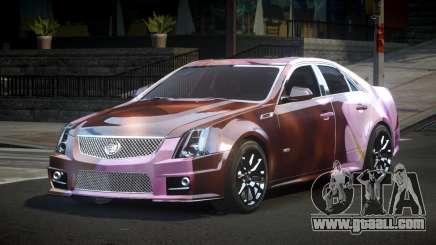 Cadillac CTS-V Qz S8 for GTA 4