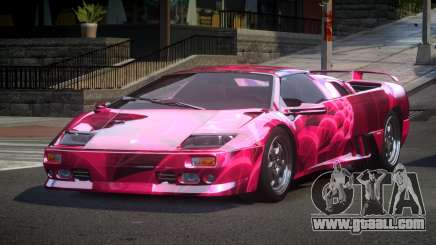 Lamborghini Diablo U-Style S3 for GTA 4