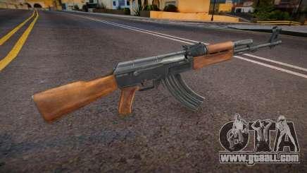 New AK-47 (good model) for GTA San Andreas