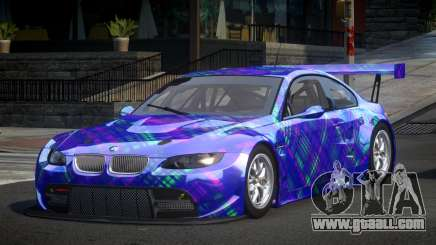 BMW M3 GT2 BS-R S7 for GTA 4