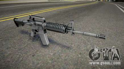 Remastered M4 for GTA San Andreas