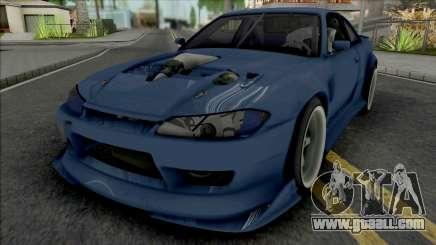 Nissan Silvia S14 Tuning for GTA San Andreas