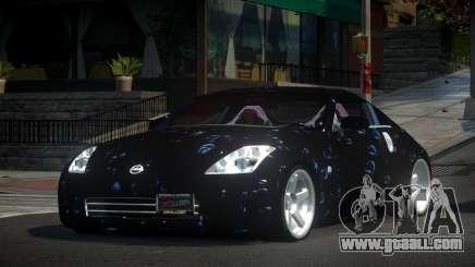 Nissan 350Z G-Tuned PJ8 for GTA 4