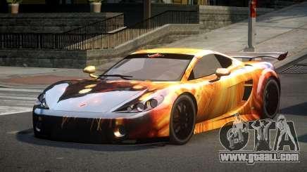 Ascari A10 U-Style S3 for GTA 4