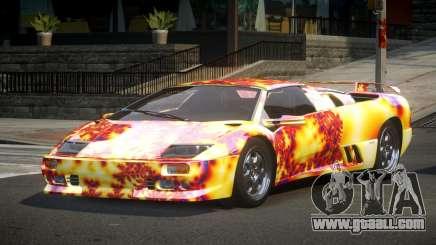 Lamborghini Diablo U-Style S7 for GTA 4