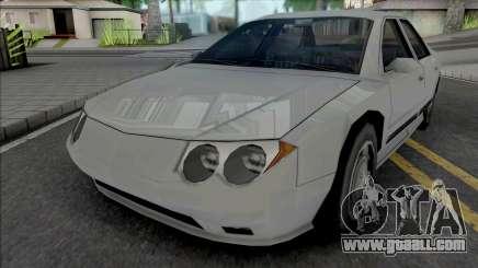 Schyster Centenal SA Style for GTA San Andreas