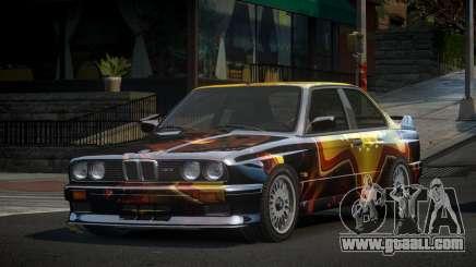 BMW M3 E30 GST U-Style PJ6 for GTA 4