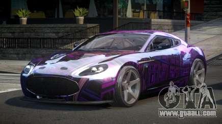 Aston Martin Zagato Qz PJ4 for GTA 4