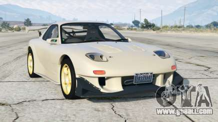 Mazda RX-7 Type R Re-Amemiya (FD3S)〡add-on v2.1 for GTA 5