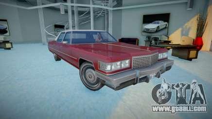 Cadillac Fleetwood 1976 for GTA San Andreas