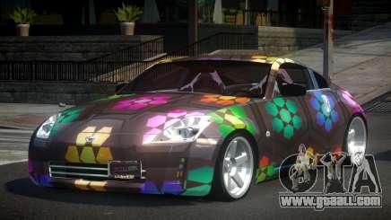 Nissan 350Z G-Tuned PJ9 for GTA 4