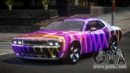 Dodge Challenger SRT US S9 for GTA 4