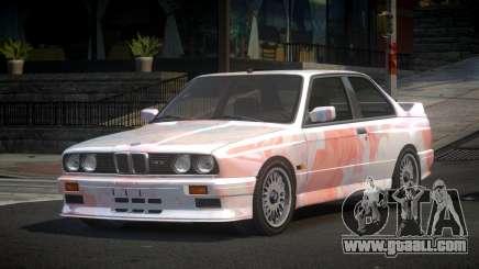 BMW M3 E30 GST U-Style PJ3 for GTA 4