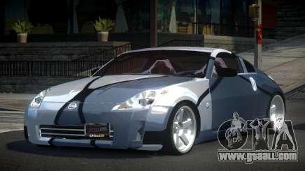 Nissan 350Z G-Tuned PJ1 for GTA 4