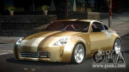 Nissan 350Z G-Tuned PJ10 for GTA 4