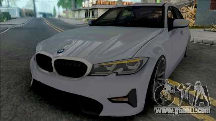 BMW 330i Sport Line for GTA San Andreas