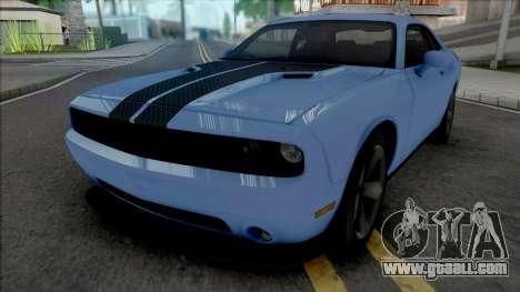 Dodge Challenger SRT8 2012 [ADB IVF VehFuncs] for GTA San Andreas