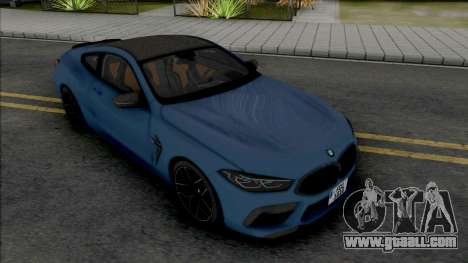 BMW M8 Competition 2021 for GTA San Andreas
