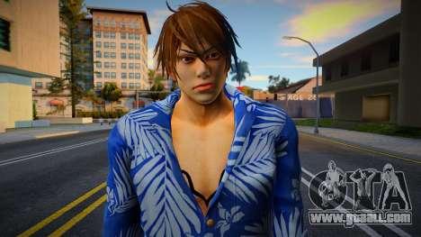 Shin Kamiya Tekken Blood Vengeance v1 for GTA San Andreas