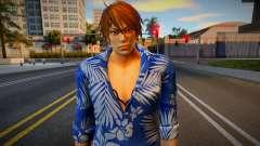 Shin Kamiya Tekken Blood Vengeance v6 for GTA San Andreas