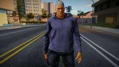 Bryan FBI Agent for GTA San Andreas