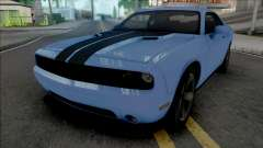 Dodge Challenger SRT8 2012 [ADB IVF VehFuncs]