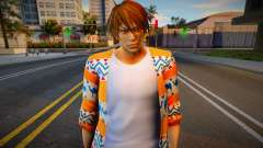 Shin Kamiya Tekken Blood Vengeance v4 for GTA San Andreas