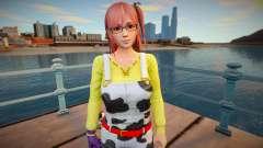 Dead Or Alive 5: Last Round - Honoka (good skin) for GTA San Andreas