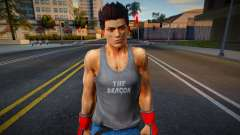 Dead Or Alive 5: Last Round - Jann Lee for GTA San Andreas