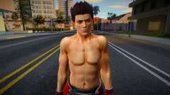 Dead Or Alive 5 - Jann Lee (Costume 2) for GTA San Andreas
