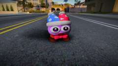 Marx from Kirby for GTA San Andreas