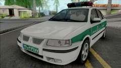 Ikco Samand Police